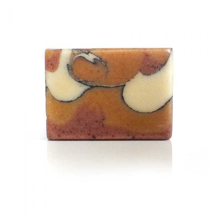 Citrus soap with hints of rosehip and orange