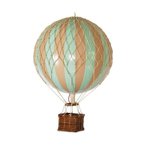 Mint Medium Sized hot air balloon