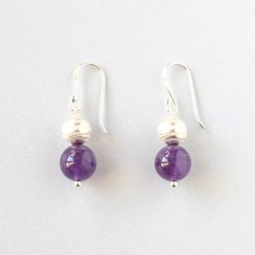 amethyst-and-silver-drop-earrings