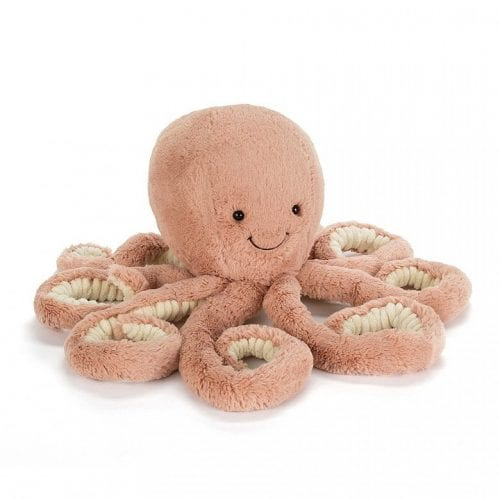 soft toy octopus