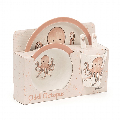Jellycat_Odell_Octopus_Bamboo_Kiddie_Dining_Set