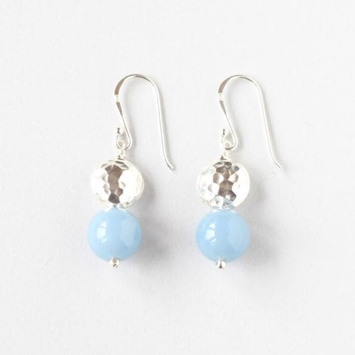angelite-andsilver-stud-earrings